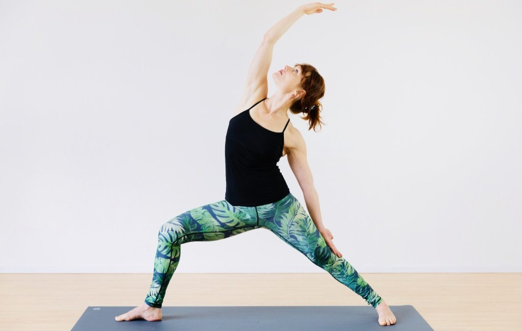 Vinyasa Yoga in Amstelveen